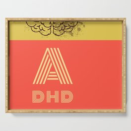 ADHD A1 Serving Tray