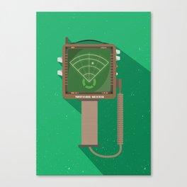 Alien: Isolation - Motion Tracker Canvas Print