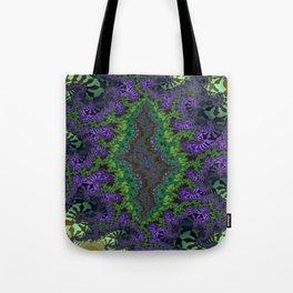 Fractal Abstract 91 Tote Bag