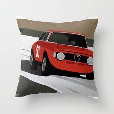 Magnificent Giulia Throw Pillow