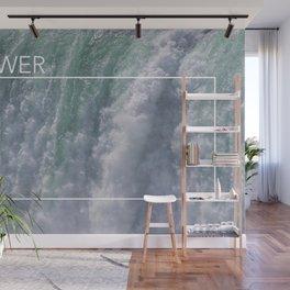 Power Wall Mural