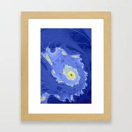 Eye Of The Storm Framed Art Print