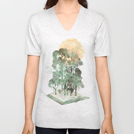 Jungle Book Unisex V-Neck