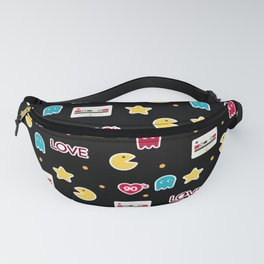 PAC MAN GAME Fanny Pack