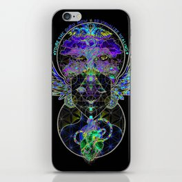 Visualize Healing iPhone Skin