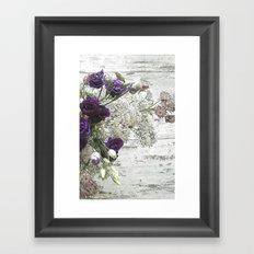 Pure beauty Framed Art Print