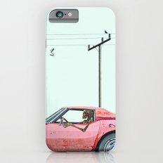 The last mile. iPhone 6s Slim Case