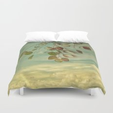 an impression of control Duvet Cover