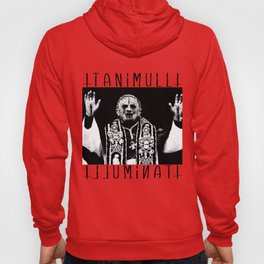 You Taste Like Death Pope Hoody