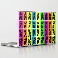 bikini Laptop & iPad Skins featuring Bikini party by Rceeh
