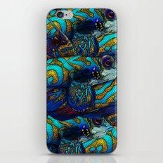 Mandarinfish iPhone & iPod Skin