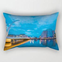 DUBLIN 01 Rectangular Pillow