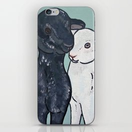 Mollie and Olive iPhone Skin