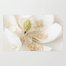 Magnolia Still Life Study II Rug