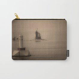 A Lighthouse & Beacon Carry-All Pouch