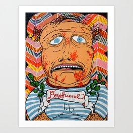 John Art Print