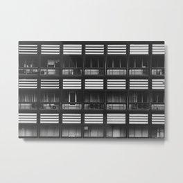 Porches Metal Print