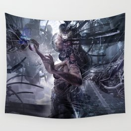 Intent Wall Tapestry