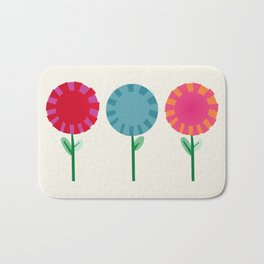 Little Maids all in a Row Bath Mat