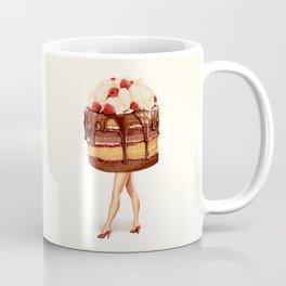Cake Girl - Chocolate Raspberry Coffee Mug