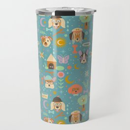 Dog World Travel Mug