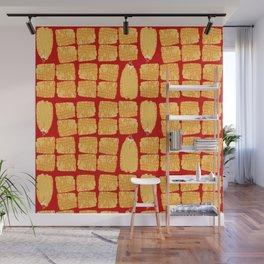 corn on the cob Wall Mural