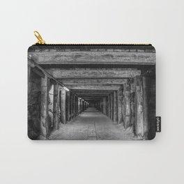 Dog Leg Tunnel, Cockatoo Island, Sydney Carry-All Pouch