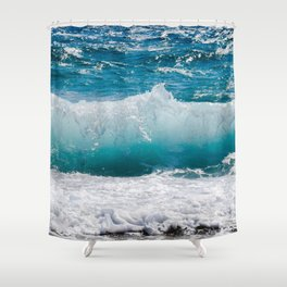 Wave | Vague Shower Curtain