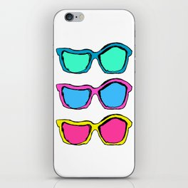 Highly speculative... (Pop Version) iPhone Skin