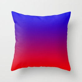 Radiant Ombre Throw Pillow