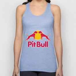 Pit Bull  Unisex Tank Top