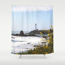Springtime On The West Coast Shower Curtain
