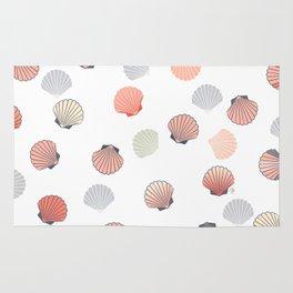 Cute shell pattern Rug