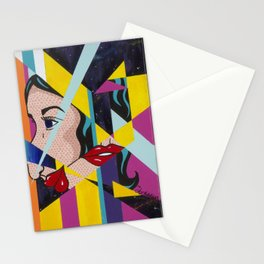 Shatter Me Stationery Cards