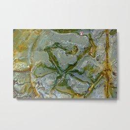 Natures Art Ten Metal Print