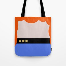 Dr. Beverly Crush er - Minimalist Star Trek TNG The Next Generation 1701 D  startrek - Trektangles Tote Bag