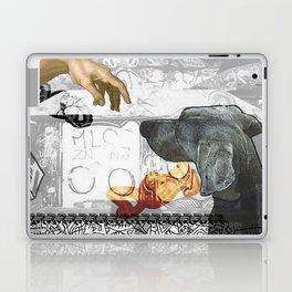 GOD DOG Laptop & iPad Skin