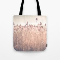 cape cod Tote Bags featuring Cape Cod Salt Marsh by ELIZABETH THOMAS Photography of Cape Cod