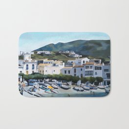 Italy, 60 years ago Bath Mat