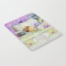 Easter Time Notebook