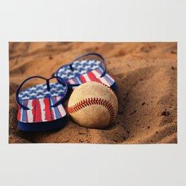 Patriotic Summer Rug