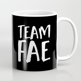 Team Fae - Inverted Coffee Mug