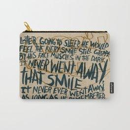 RIP Ray Bradbury Carry-All Pouch
