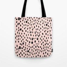 Pink Marker Tote Bag