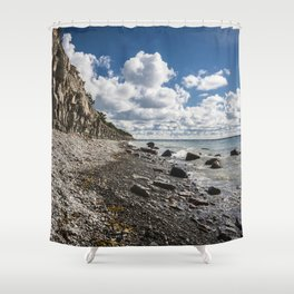 Panga park 1.4 Shower Curtain