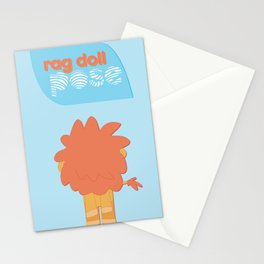 I Hatha Pose For You - Lion Stationery Cards