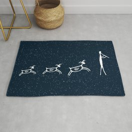 Starry Night Piper Rug
