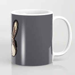 Old & New Peppy Hare Coffee Mug