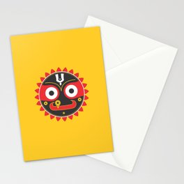 Lord Jagnnath Stationery Cards
