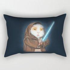 Jedi Guinea Pig Rectangular Pillow